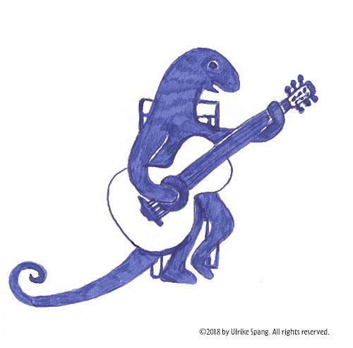 molch gitarreklein