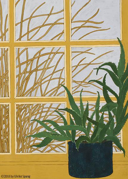 ulrike spang illustration malerei