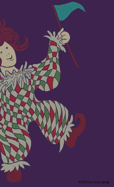 ulrike spang illustration narr