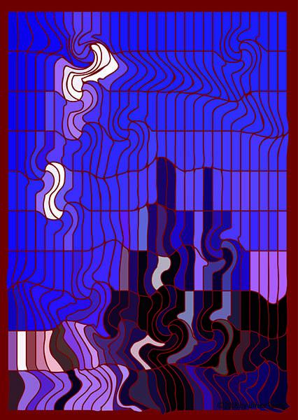 Ulrike Spang illustration spiegelung