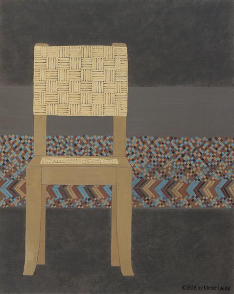 ulrike spang illustration stuhl