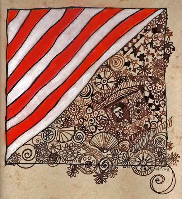 ulrike spang illustration doodle che