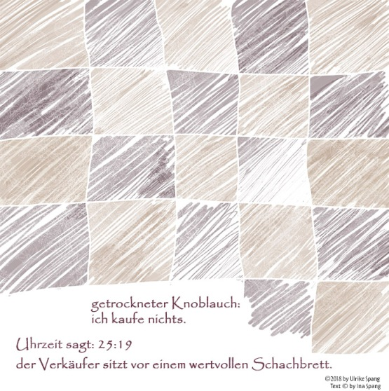 ulrike spang illustration schach