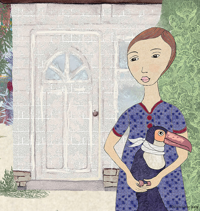 ulrike spang ulli verlag illustration