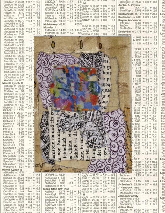 kleine collage