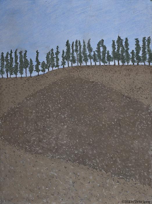 ulrike spang illustration landaschaft, ulli verlag