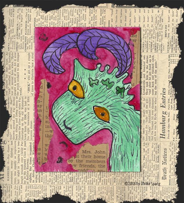 ulrike spang illustration, ulli verlag