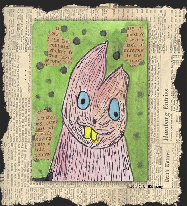 ulrike spang illustration, ulli verlag comic